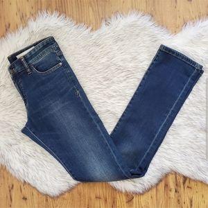 Pilcro & the Letterpress Parallel Straight Jean 27
